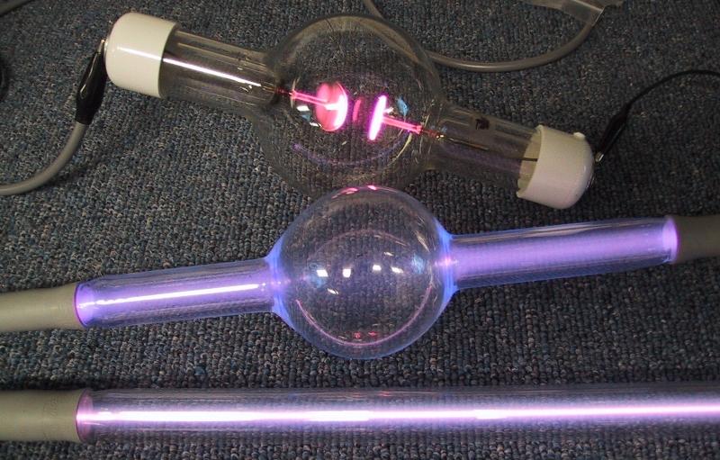 Phanatron & Small E-Gas Tubes