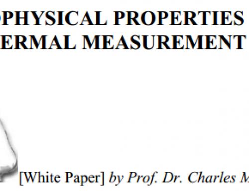 The Biophysical Properties of the Transdermal Measurement
