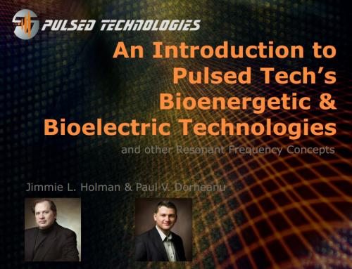 PT's Bioenergetic & Bioelectric Technologies