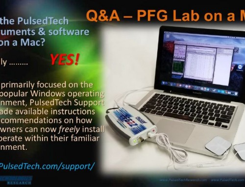 Q&A – Can PFG Lab run on a Mac