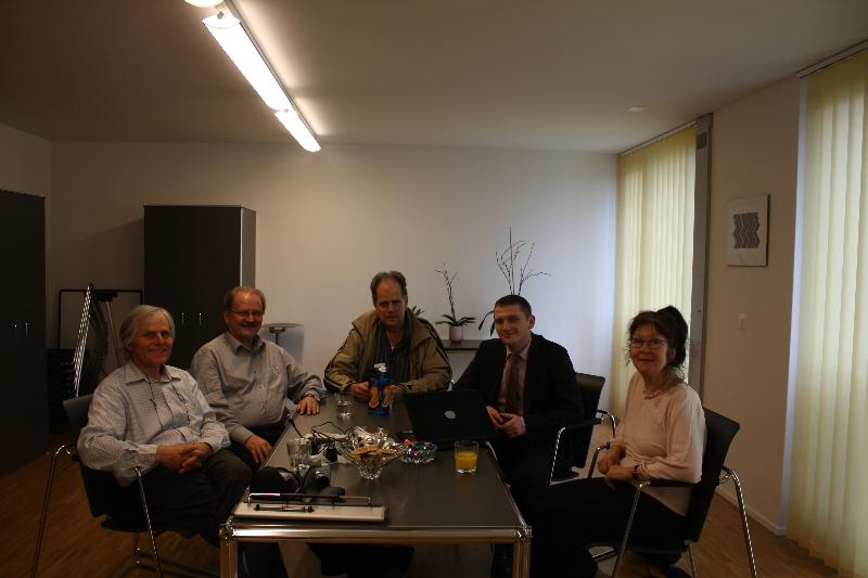 Switzerland Meeting