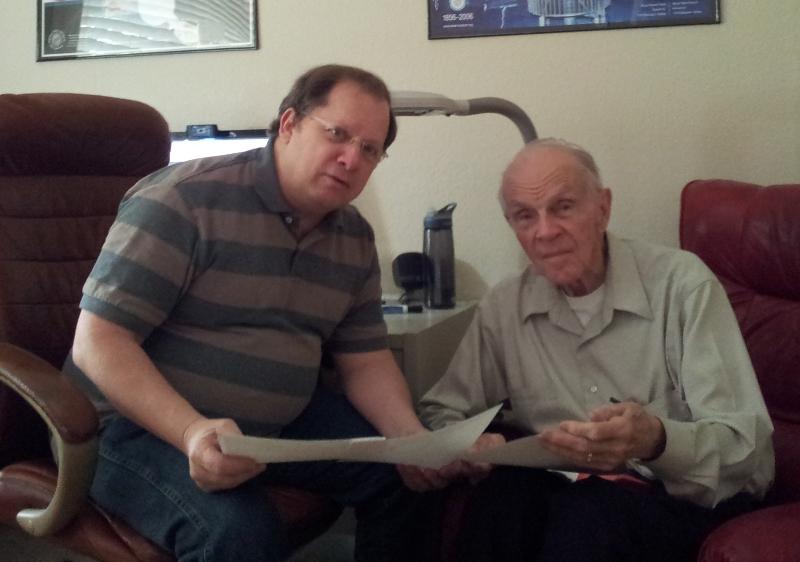 Jimmie & Dr. Danhof