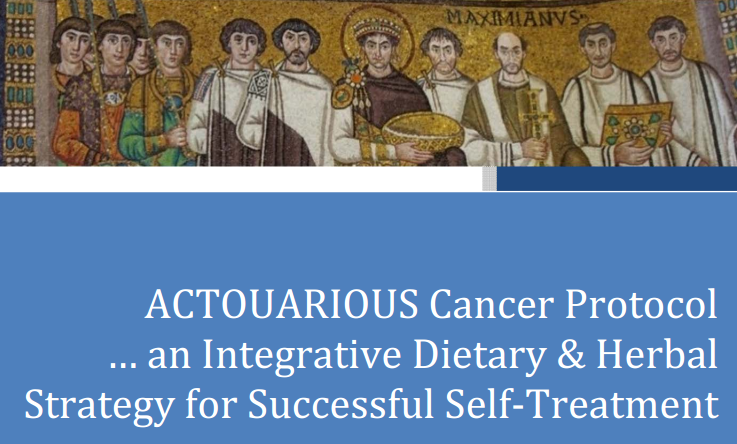 ACTOUARIOUS Cancer Protocol